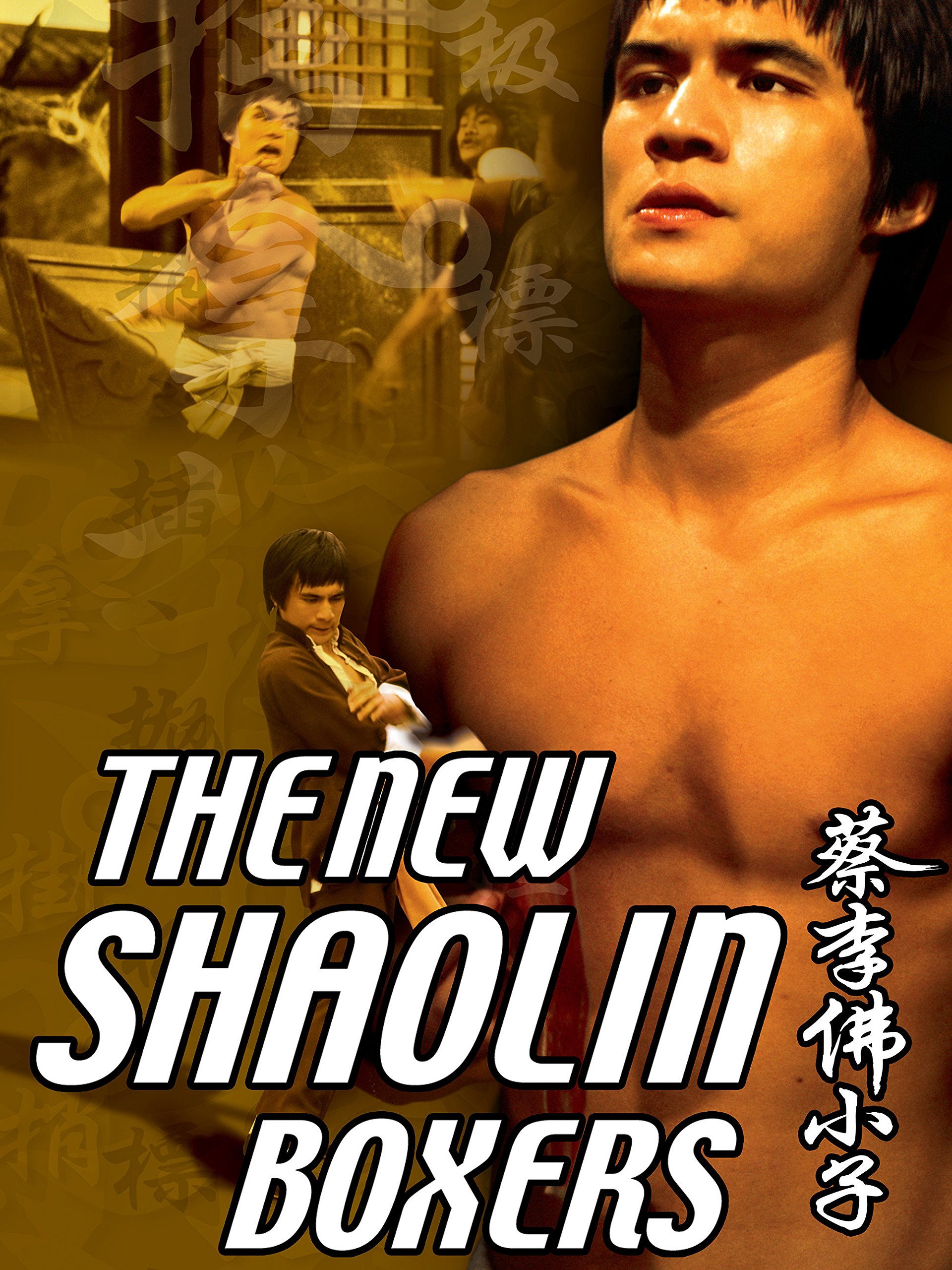 The New Shaolin Boxers on Amazon Prime Video UK
