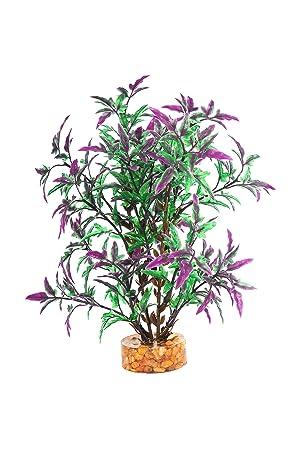 Maple Leaf 16cm Upright Plant Reptile Vivarium Decoration Terrarium
