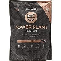 Prana On Rich Chocolate Power Plant Protein Powder, Rich Chocolate, 1 kilograms