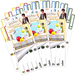 Harry Potter School Supplies Bundle Harry Potter Party Decorations - 90 Pc Harry Potter Stickers Gift Labels Set Harry Potter Party Favors (Harry Potter Party Supplies)