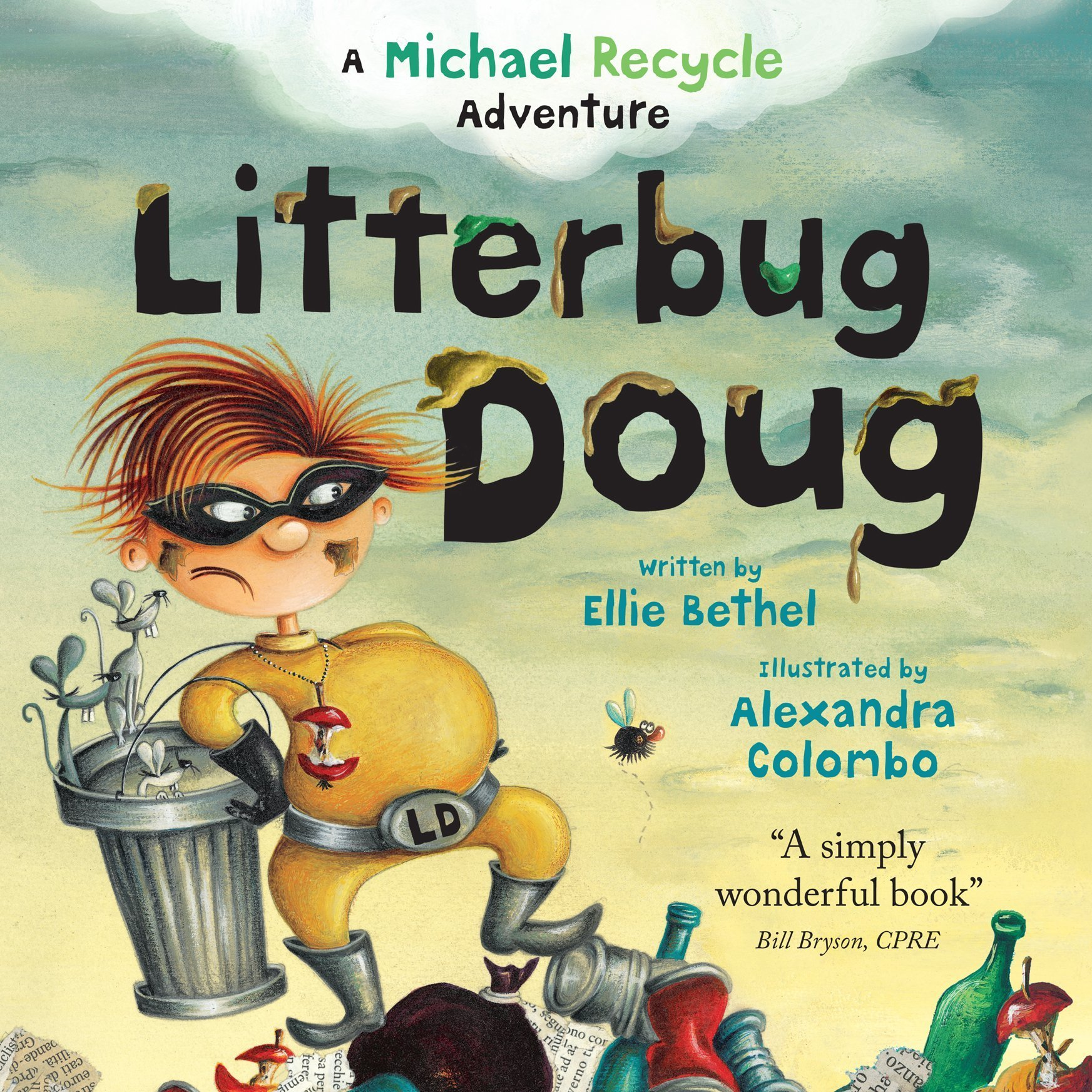 Download Litterbug Doug: In the Missions of Michael Recycle PDF
