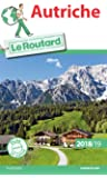 Guide du Routard Autriche 2018/19