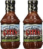 Gates Original Classic Bar-B-Q Sauce - 2 Pack