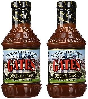 Gates Original Classic BBQ Sauce