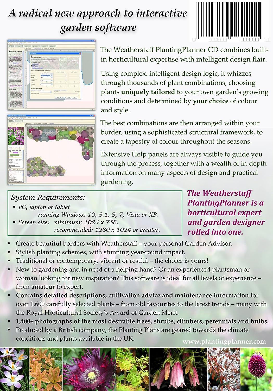 The Weatherstaff PlantingPlanner 2 Intelligent Garden Design