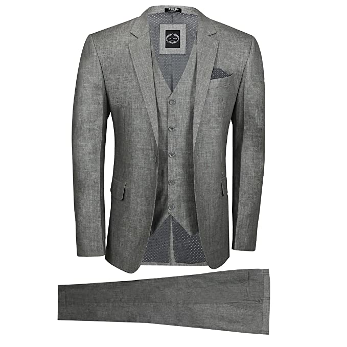 Amazon.com: Xposed para hombre 3 piezas para traje de ...