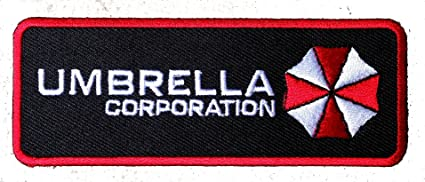 ac5010899aeb1 Amazon.com  RESIDENT EVIL Umbrella Corp. Embroidered Chest PATCH ...