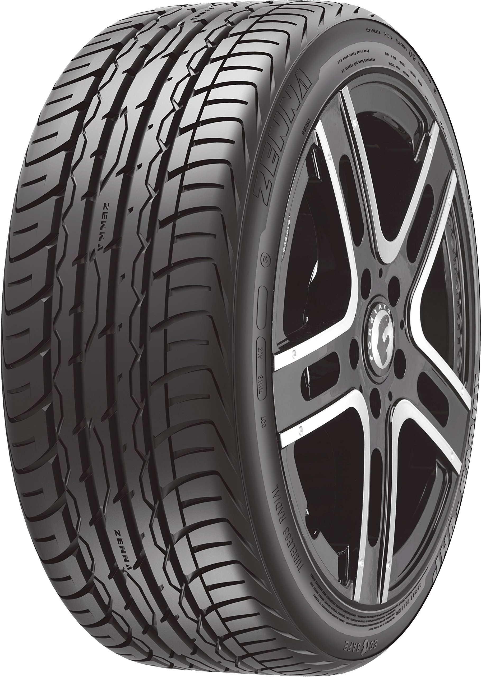 Zenna Argus UHP Performance Radial Tire - 225/55R19 99H