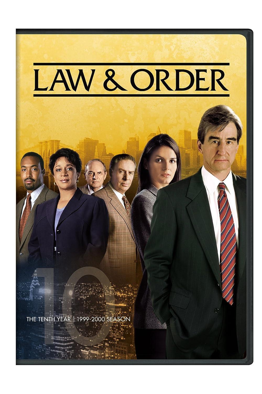 Amazon.com: Law U0026 Order: The Tenth Year: Sam Waterston, Jerry Orbach,  Steven Hill, S. Epatha Merkerson, Angie Harmon: Movies U0026 TV