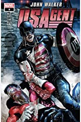 U.S.Agent (2020-) #4 (of 5) Kindle Edition