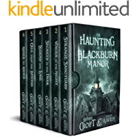 The Haunting of Blackburn Manor: Complete Series Box Set book cover