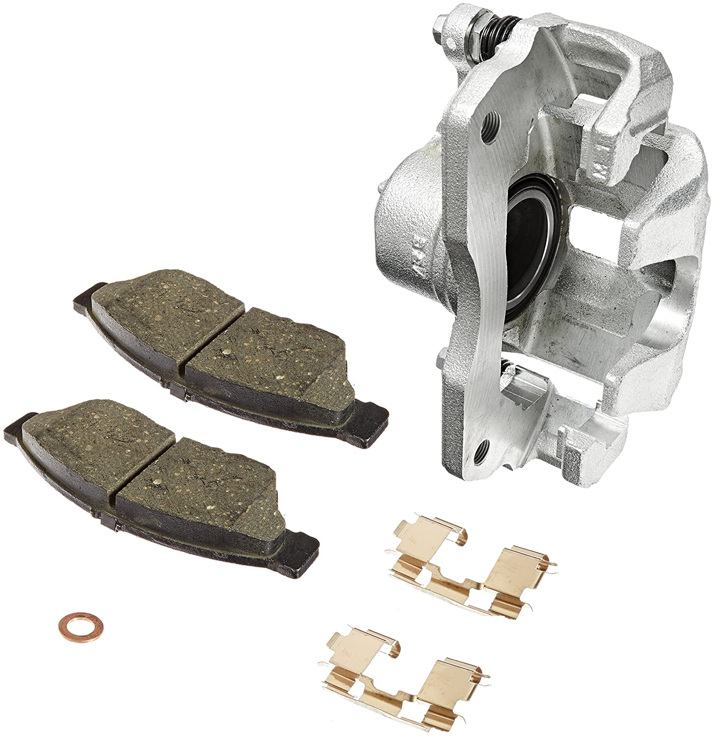 Raybestos RC10408 Professional Grade Remanufactured Loaded Disc Brake Caliper
