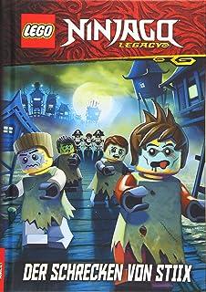 Fachbuch LEGO® Ninjago™ Die List der Schlangen tolle Geschichten viele Bilder