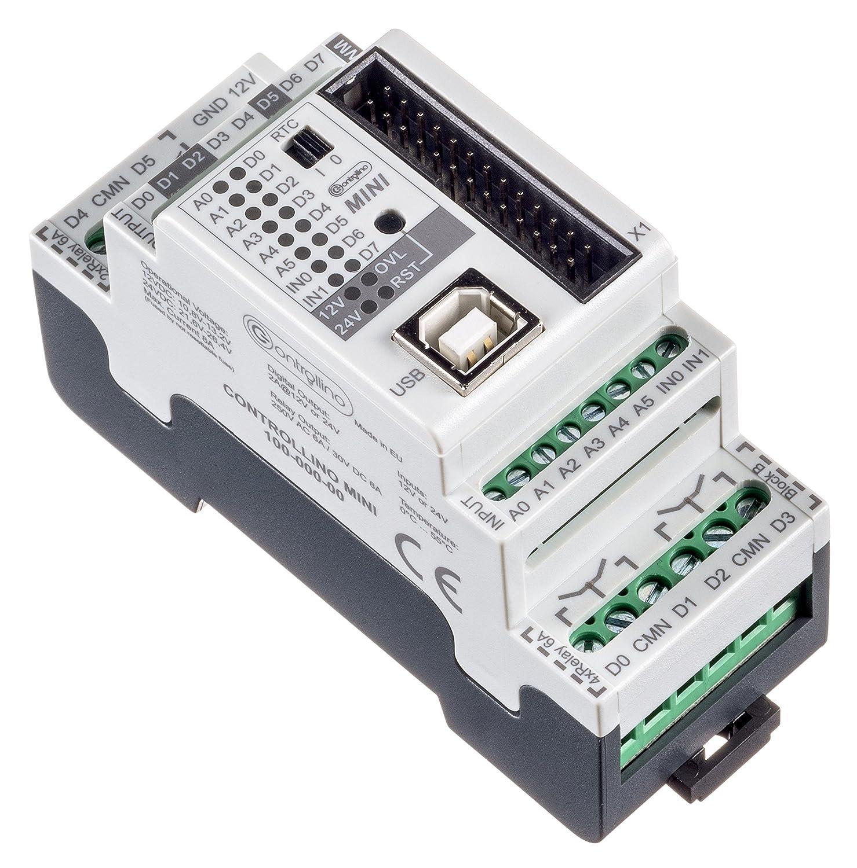 Controllino SPS-Steuerungsmodul Mini 100-000-00 12 V/DC, 24 V/DC
