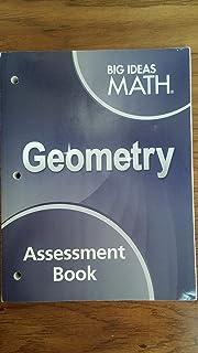 Amazon big ideas math assessment book blue 9781608400386 big ideas math geometry assessment book fandeluxe Choice Image