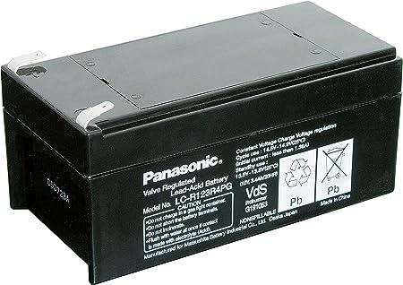 Panasonic Blei Akku Lc R123r4pg Elektronik