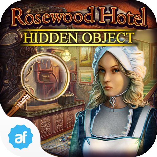 Hidden Object - Rosewood Hotel (The Rosewood Hotel)