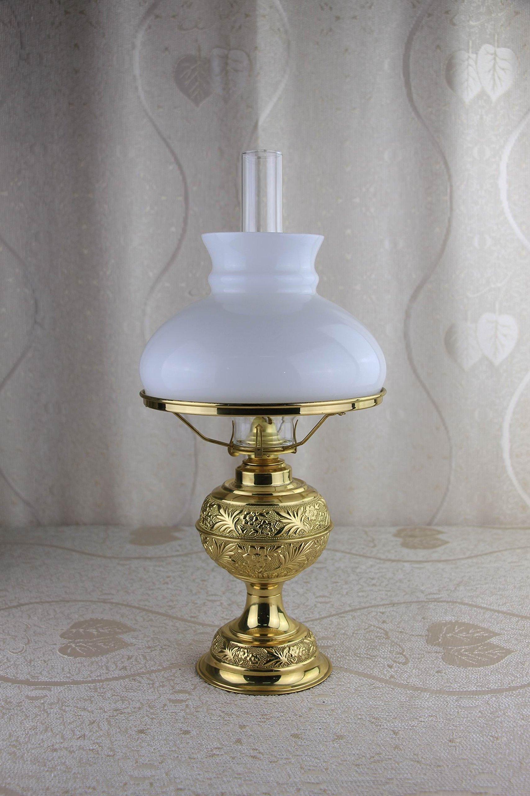 Generic Antique Brass-glass Oil Lamp Lighting Lamp Lantern Paraffin Lamp Collection #130. Our company have 32 kinds of oil lamp for your choice.