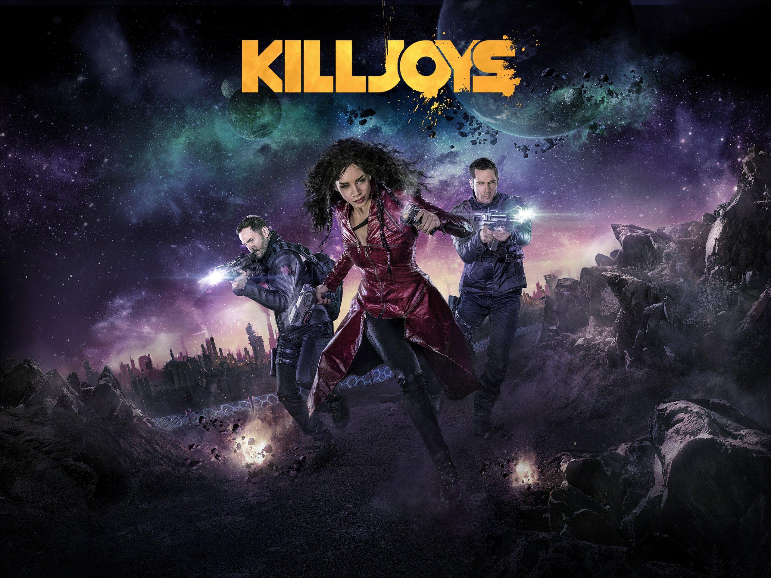 Amazonde Killjoys Staffel 2 Ansehen Prime Video