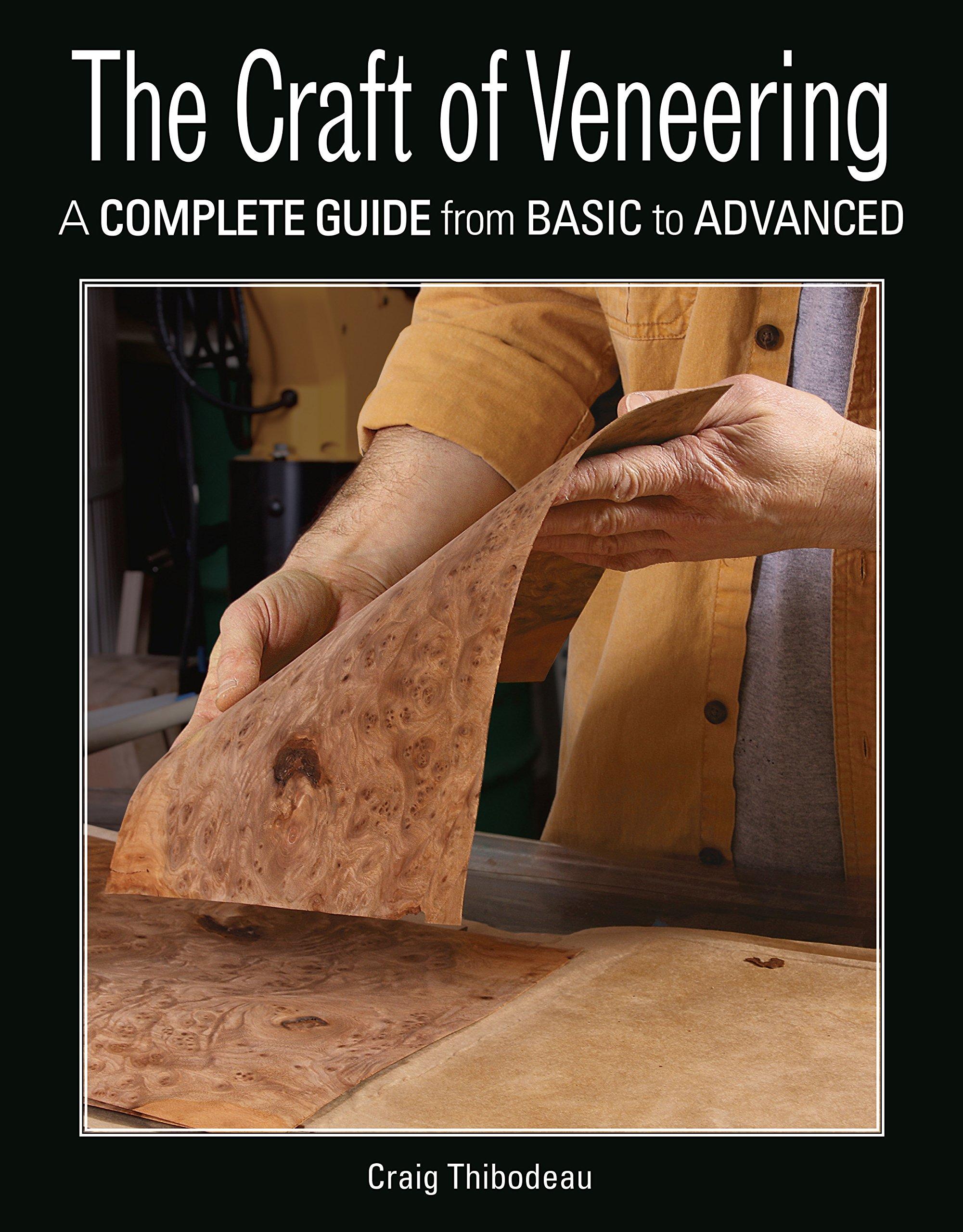 The Craft of Veneering: Craig Thibodeau: 9781631869006: Amazon.com: Books