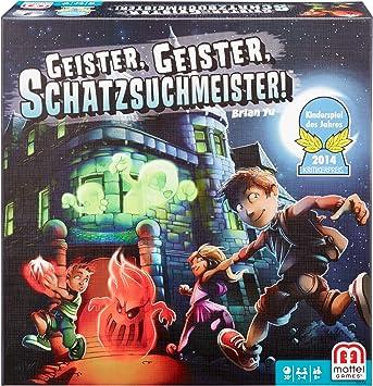 Mattel Y2554 - Juego de Tablero: Amazon.es: Juguetes y juegos