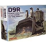 "Meng 1:35 Scale ""d9r Armoured Bulldozer"" Model Kit"
