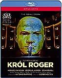 Szymanowski:Krol Roger [Mariusz Kwiecien; Georgia Jarman; Saimir Pirgu; Kim Begley; Royal Opera Chorus; Orchestra of the Royal Opera House ] [OPUS ARTE: BLU RAY] [Blu-ray]