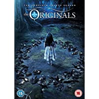 The Originals: The Complete Season 4 (Fully Packaged Import)