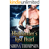Highlander's Lost Pearl: Scottish Medieval Highlander Romance