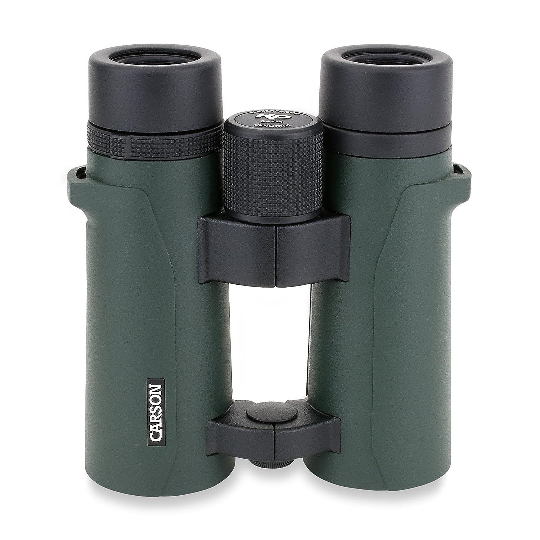 Carson RD Series 8x26mm Open-Bridge Waterproof Compact High Definition Binoculars