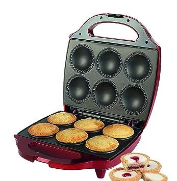 Non-Stick Ceramic Plates Home Baking Christmas Mini Mince Pie And Quiche Maker