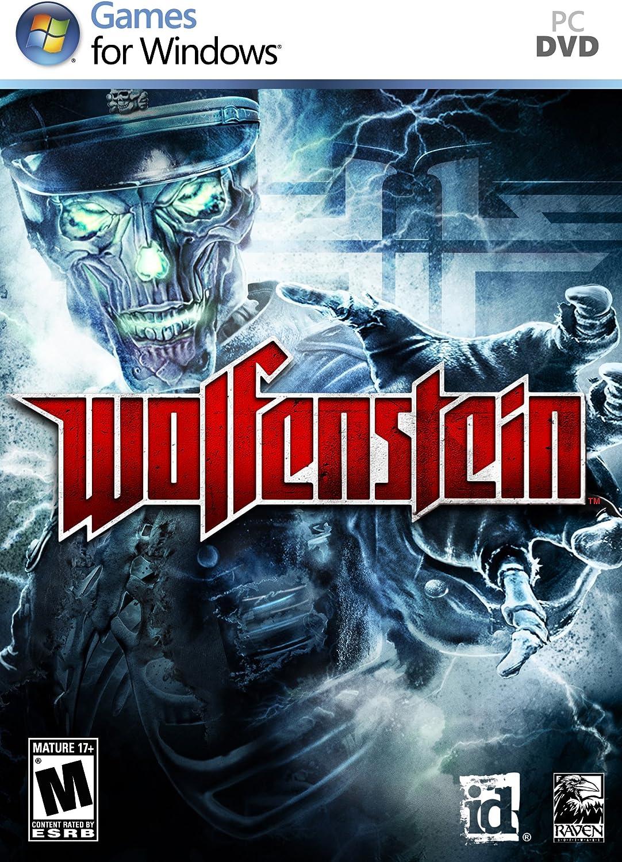 Amazon.com: Wolfenstein - PC: Video Games