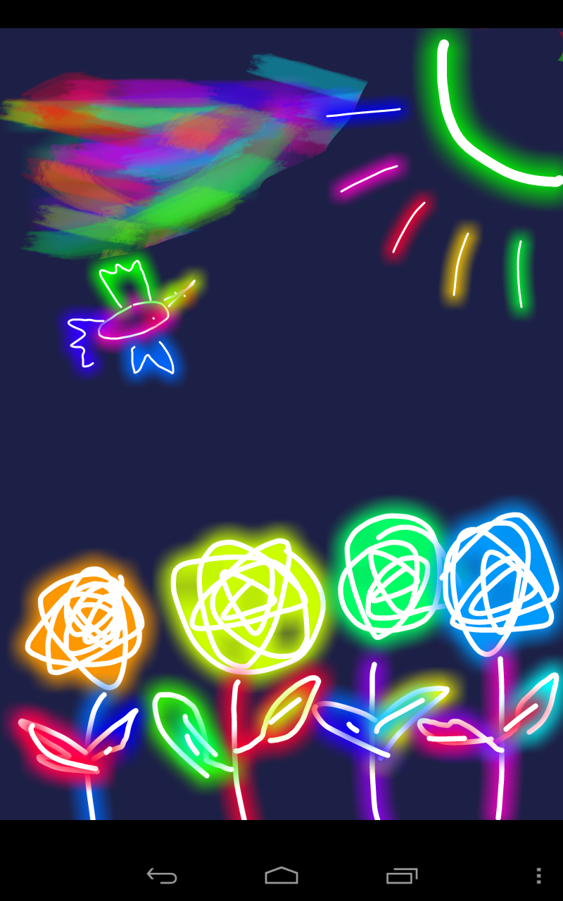 amazoncom kids doodle 2 color draw appstore for android - Kids Color Pictures