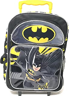 DC Comics Batman Roller Backpack Bat Man 16