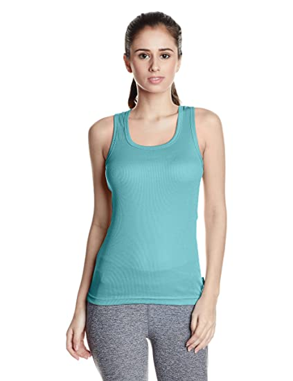 5873d456480840 Hanes Women s Cotton Camisole  Amazon.in  Clothing   Accessories