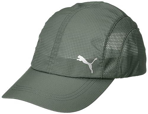 1dd60b93a511 Puma Men s Baseball Cap (2151011 Laurel Wreath Adult) Grey  Amazon ...