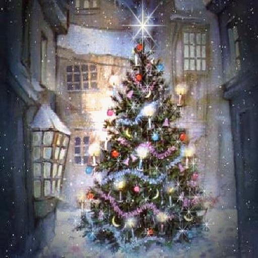 Amazon.com: Christmas Tree Live Wallpaper: Appstore For