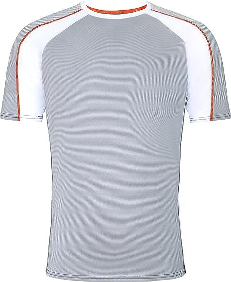 Sundried Camiseta de Atletismo Deportes para Hombres Ropa Deporte ...