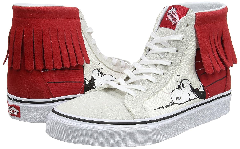 Vans Peanuts House/Bone Sk8-hi Moc, Scarpe Running Donna Multicolore (Dog House/Bone Peanuts Peanuts) aa08d6