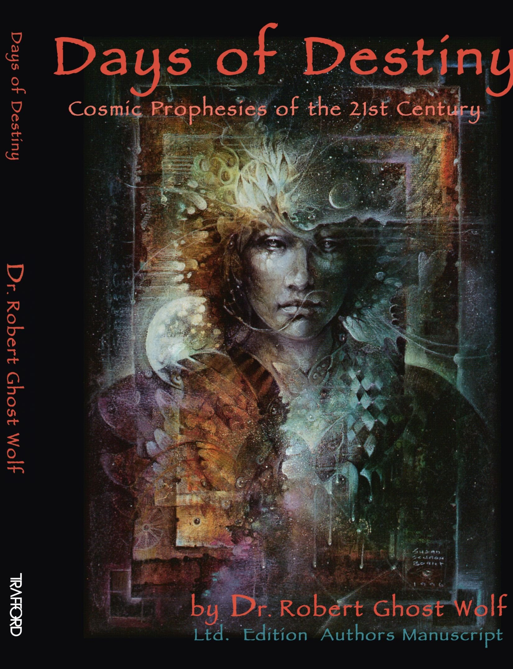 Amazon.com: Days of Destiny: Cosmic Prophecies for the 21st Century  (9781412007269): Dr. Robert Ghost Wolf: Books