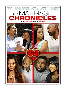 Book Cover: Marriage Chronicles