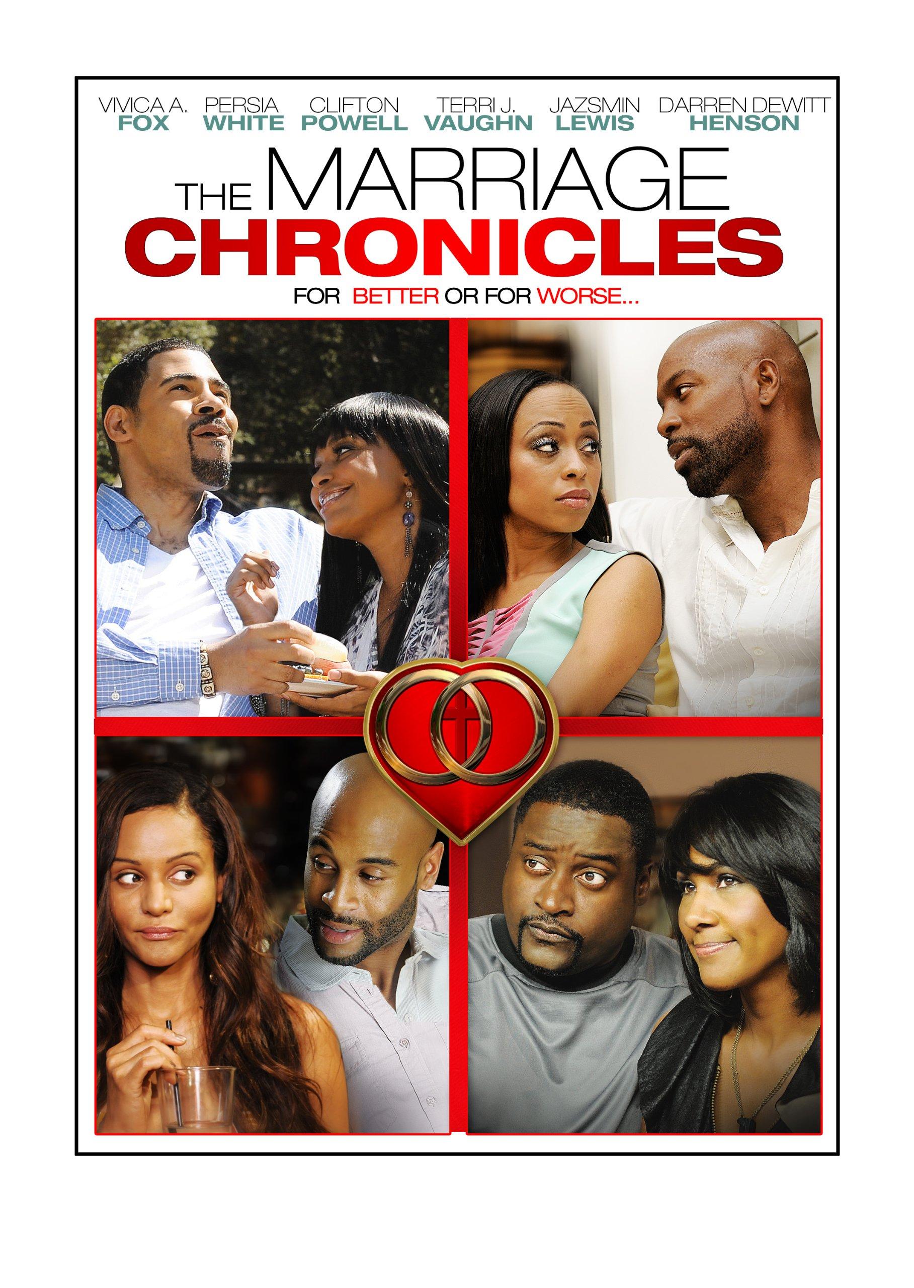 DVD : Terri J. Vaughn - The Marriage Chronicles (Dolby, AC-3)