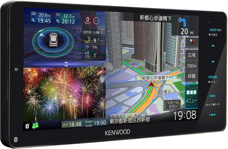 ケンウッド カーナビ 彩速ナビ 7型 MDV-M807HDW