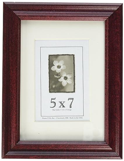 Amazon.com - Classic Frames, 5 x 7, Cherry - Single Frames