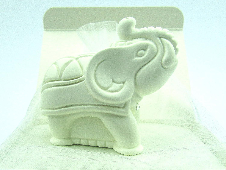 Amazon.de: Elefant, Elefanten-Figur in Geschenkverpackung, MADE WITH ...