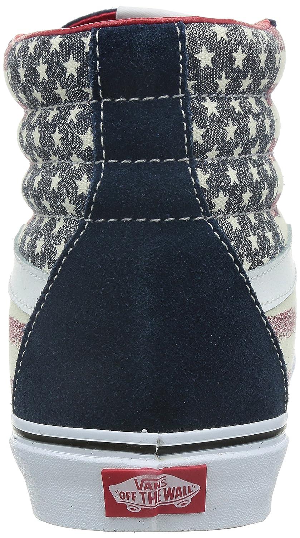 Vans Reissue Unisex-Erwachsene Sk8-Hi Reissue Vans High-Top Mehrfarbig (Americana/Dress Blaus) 10f8db