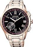 [シチズン] 腕時計 エクシード エコ・ドライブ GPS衛星電波時計 F150 ダイレクトフライト ラグビー日本代表モデル BRAVE BLOSSOMS Limited Models 限定800本 CC3056-68E メンズ ピンクゴールド