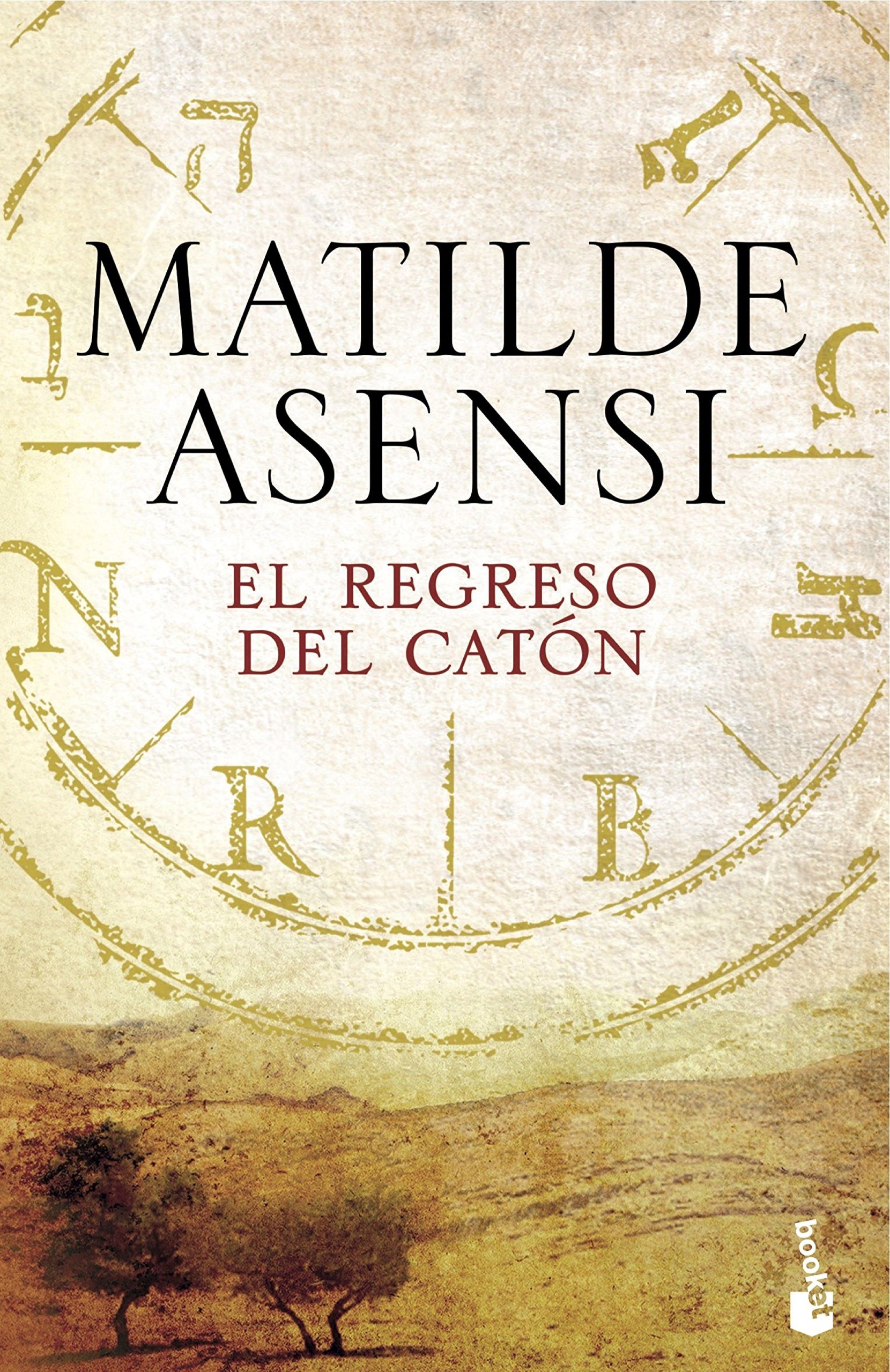El regreso del Catón (Biblioteca Matilde Asensi): Amazon.es ...