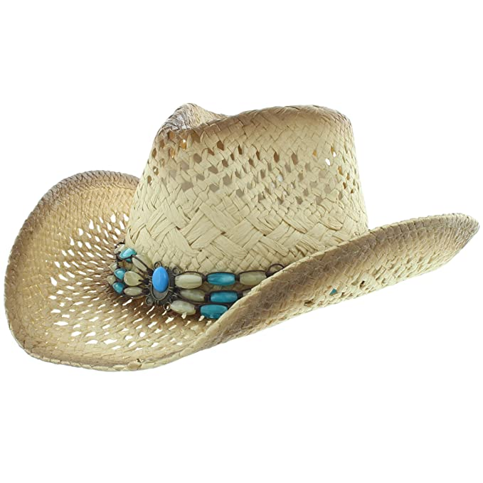 9d32d2f13d8d8 Milani The Stagecoach Cowgirl Brim (One Size