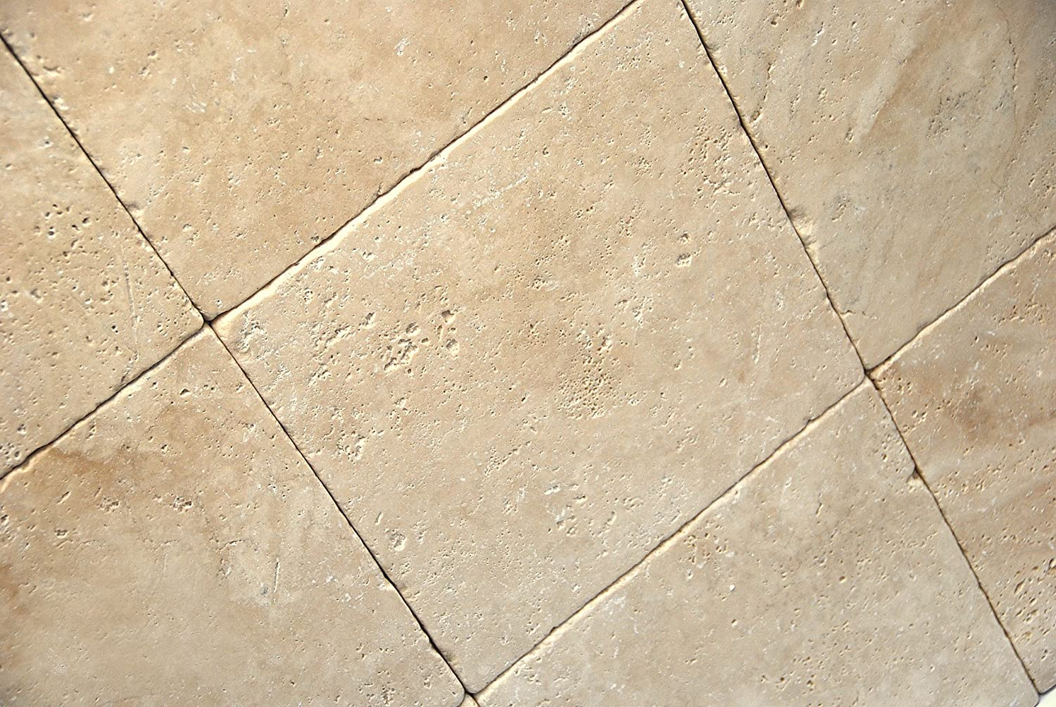 Light ivory 12x12 tumbled travertine tile marble tiles light ivory 12x12 tumbled travertine tile marble tiles amazon dailygadgetfo Image collections